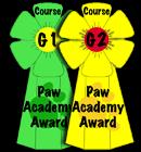 PawPeds Diploma Ribbon